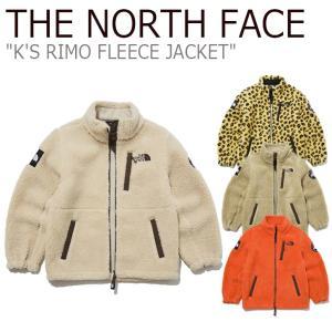 ノースフェイス フリース THE NORTH FACE 男の子 女の子 K'S RIMO FLEECE JACKET リモ フリースジャケット 4色 NJ4FL52S/T/U/V ウェア|nuna-ys