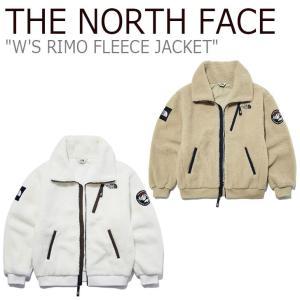 フリース ノースフェイス THE NORTH FACE レディース W'S RIMO FLEECE JACKET リモ フリースジャケット CAMEL キャメル IVORY アイボリー NJ4FL81J/K ウェア|nuna-ys