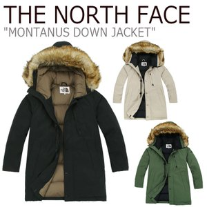 ノースフェイス ダウン THE NORTH FACE MONTANUS DOWN JACKET モンタヌス ダウンジャケット BEIGE ベージュ GREEN グリーン BLACK ブラック NYJ1DH61 ウェア|nuna-ys