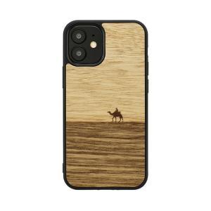 iPhone 12 Pro / 12 ケース 木製 Man&Wood リンバ スマホケース iphoneケース カバー スマホカバー お取り寄せ|nuna-ys