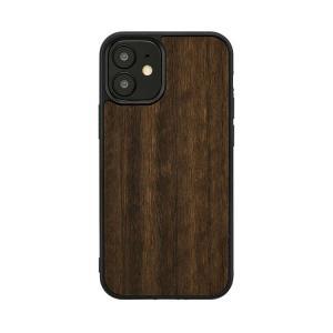 iPhone 12 Pro / 12 ケース 木製 Man&Wood ユーカリ スマホケース iphoneケース カバー スマホカバー おしゃれ お取り寄せ|nuna-ys