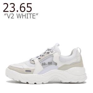 イーシプサムチョンユクオ V2 スニーカー 23.65 メンズ レディース V2 WHITE V2 ホワイト WHITE ホワイト GRAY グレー 53321 シューズ nuna-ys