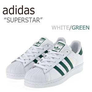 アディダス スーパースター スニーカー adidas メンズ レディース SUPERSTAR WHI...