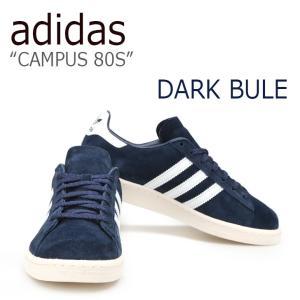 adidas Originals CAMPUS 80s Dark Bule Off White アディダス キャンパス 80s S82740 シューズ スニーカー シューズ|nuna-ys