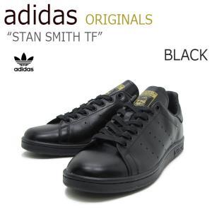 adidas Originals Stan Smith TF Black/Gold アディダス S74934 シューズ スニーカー