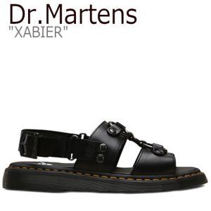 ドクターマーチン サンダル Dr.Martens メンズ レディース XABIER ザビエル BLA...
