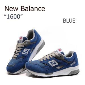 New Balance 1600 Blue ニューバランス CM1600T シューズ スニーカー シューズ|nuna-ys
