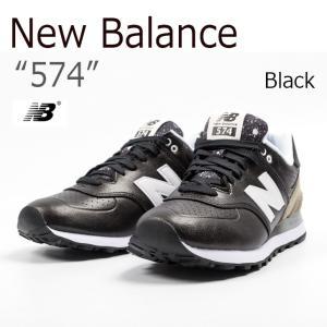 New Balance 574 Black ニューバランス ブラック WL574RAA スニーカー シューズ
