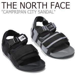 ノースフェイス サンダル THE NORTH FACE メンズ レディース CAMPRIPAN CITY SANDAL キャンプリパン シティーサンダル スポーツサンダル NS98K14A/C シューズ|nuna-ys