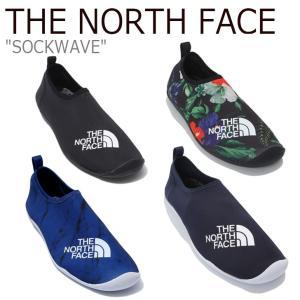 ノースフェイス マリンシューズ THE NORTH FACE メンズ レディース SOCKWAVE ソックウェーブ 水陸両用 NS92K12A/B/C/J/K/L シューズ nuna-ys