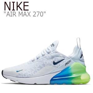 ナイキ エアマックス270 スニーカー NIKE メンズ AIR MAX 270 SE ナイキ エアマックス 270 SE WHITE ホワイト AQ9164-100 シューズ|nuna-ys