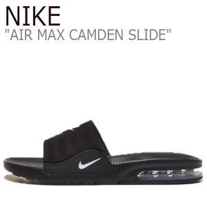 ナイキ サンダル NIKE メンズ AIR MAX CAMDEN SLIDE エアマックス キャムデン スライド BLACK ブラック BQ4626-003 シューズ|nuna-ys