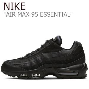 ナイキ エアマックス スニーカー NIKE メンズ AIR MAX 95 ESSENTIAL エア マックス エッセンシャル BLACK ブラック DARKGREY ダークグレー CI3705-001 シューズ|nuna-ys