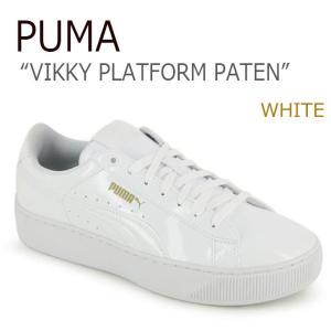 プーマ スニーカー PUMA レディース VIKKY PLA...