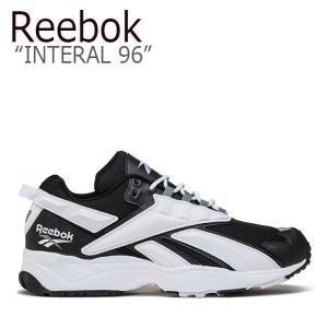 リーボック スニーカー REEBOK メンズ レディース INTERVAL 96 インターバル96 BLACK WHITE ブラック ホワイト FV5521 シューズ|nuna-ys