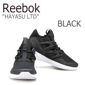Reebok HAYASU LTD Black リーボック ハヤス ブラック BS7027 シューズ スニーカー シューズ|nuna-ys