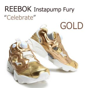 Reebok Insta Pump Fury CELEBRATE GOLD リーボック インスタポンプフューリー V70094 シューズ スニーカー シューズ|nuna-ys
