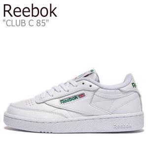 リーボック スニーカー REEBOK メンズ レディース CLUB C 85 クラブ C 85 WHITE ホワイト FX1382 シューズ|nuna-ys