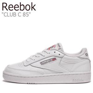 リーボック スニーカー REEBOK メンズ レディース CLUB C 85 クラブ C 85 WHITE ホワイト FX1390 シューズ|nuna-ys