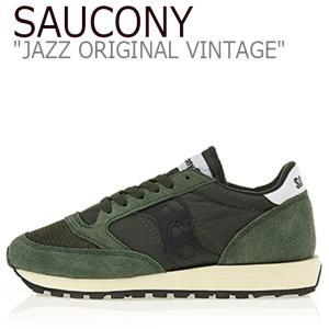 サッカニー ジャズオリジナル スニーカー SAUCONY メンズ レディース JAZZ ORIGINAL VINTAGE ジャズ オリジナル ヴィンテージ GREEN グリーン S70368-8 シューズ nuna-ys