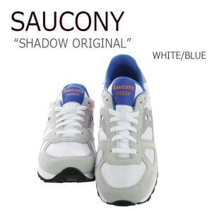Saucony Shadow Original WHITE BLUE サッカニー シャドウ S2108-598 スニーカー シューズ