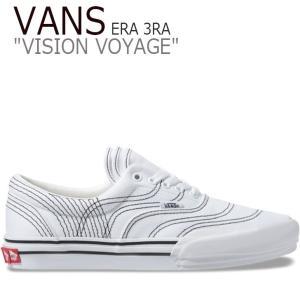 バンズ エラ スニーカー VANS メンズ VISION VOYAGE ERA 3RA ビジョン ボ...