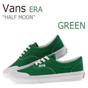 Vans Era/V95 HALF MOON/Green【バンズ】【エラ】【ハーフムーン】【グリーン...