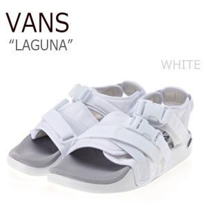 バンズ サンダル VANS メンズ レディース LAGUNA ラグーナ WHITE ホワイト V76...