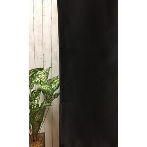 1級遮光 ブラック カーテン 生地 切売り 布 端切れ ハギレ はぎれ 断熱 保温 北欧 モダン おしゃれ 巾150cmx0.5m単位 新生活 卒業式