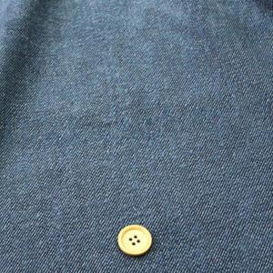 ≪会員5%引≫デニム風 コーデュロイ生地 ( ネックウォーマー 帽子 ルームシューズ ブランケット 起毛 ハンドメイド デニム  ) 50cm単位|nuno1000netshop