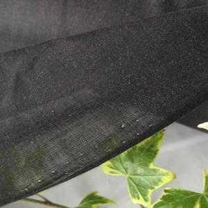 (M444) 黒 布接着芯 (縮みにくい) 50cm単位|nuno1000netshop