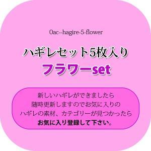 商品コード:0ac--hagire-5-flower   ハギレセット5枚入りフラワーset/  当...