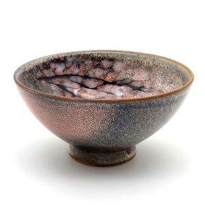 ご飯茶碗『桜』ピンク|nunobikiyaki