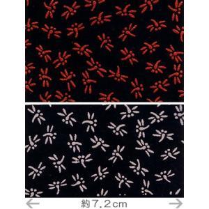 印伝調生地・とんぼ小(92×50cm)|nunogatari