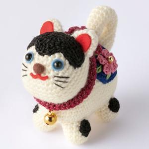 干支編みぐるみキット・張り子の犬|nunogatari