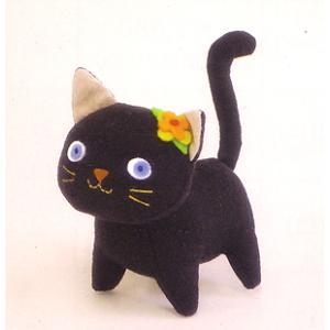 キット・おしゃまな子猫(クロ)|nunogatari