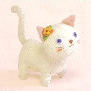 キット・おしゃまな子猫(シロ)|nunogatari