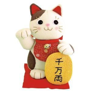 キット・福々招き猫|nunogatari