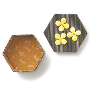 手芸キット 和柄の玉手箱 菜の花畑 nunogatari