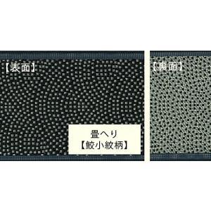 畳へり 鮫小紋柄・10m巻|nunogatari