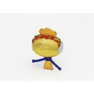 ちりめんつるし飾りパーツ(完成品)・打出の小槌 nunogatari
