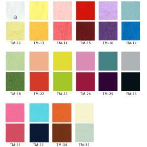 ●つまみ細工用に3.5センチ角にカットされた一越ちりめんの2色セット。2色が10枚ずつ入っています。...