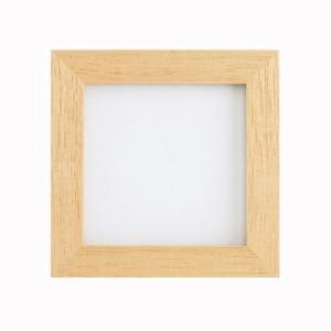 木製フレーム・白木(外径11.3cm角)|nunogatari