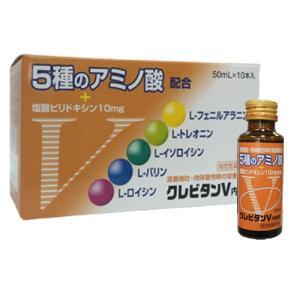 栄養ドリンク クレビタンV内服液 小林薬品...