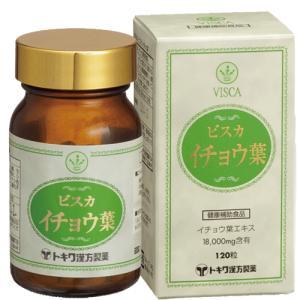 トキワ漢方製薬 ビスカイチョウ葉 120粒