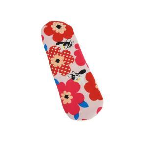 布パッド フレンチブル&花柄 布ナプキン P-14 オーガニック 生理用品|nunonapu-soala