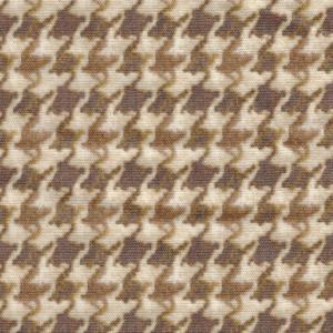 6f66d165c33844 綿二重ガーゼ・ダブルガーゼプリント/写真プリント ウール調千鳥格子 ブラウン系 4色 1m単位 ポイント アウトレット