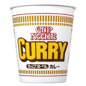 日清食品カップヌードル カレー 85g 20個入