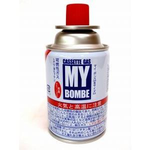 【カセットボンベ ミニ】ニチネン マイボンベS 120g×10本パック
