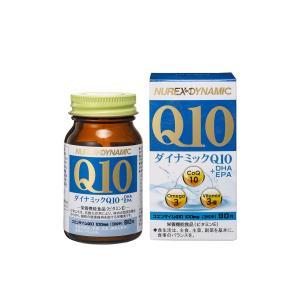 ダイナミックQ10+DHA・EPA|nurex